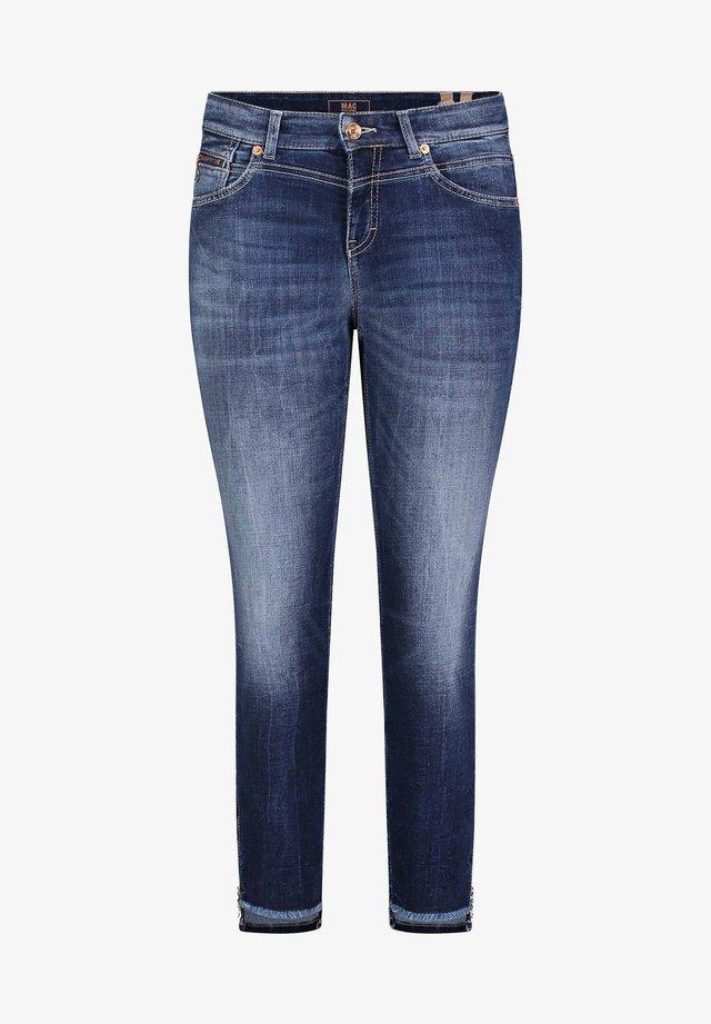 RICH - Slim fit jeans - darkblue
