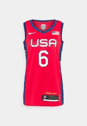 TEAM USA SUE BIRD - Equipación de clubes - sport red