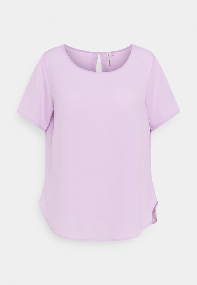 CARLUXMILA SOLID - T-shirt basic - orchid bloom