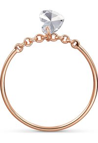QOOQI - MY VALENTINE - Ring - roségold - 1
