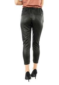 PLEASE - Trousers - noir - 1
