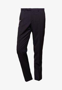 HUGO - SIMMONS - Oblekové kalhoty - black - 5