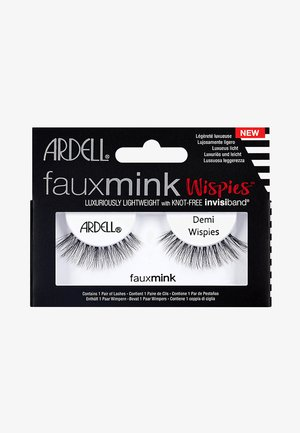 FAUX MINK DEMI WISPIES - False eyelashes - -
