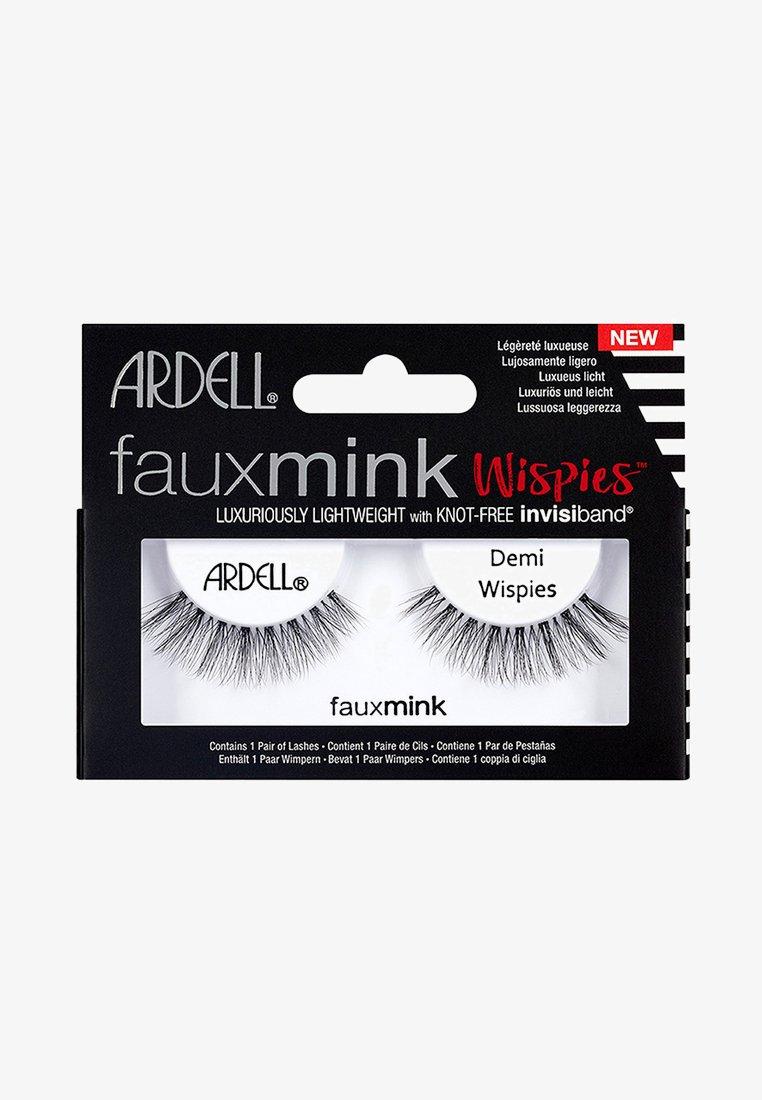 Ardell - FAUX MINK DEMI WISPIES - False eyelashes - -