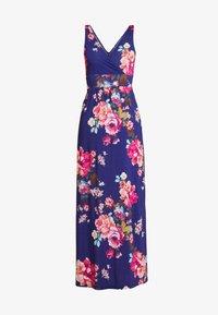 Anna Field - Day dress - white/light pink/dark blue - 5