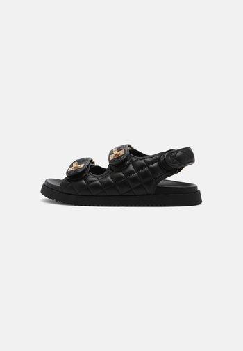 LOCKSTOCKK - Sandals - black