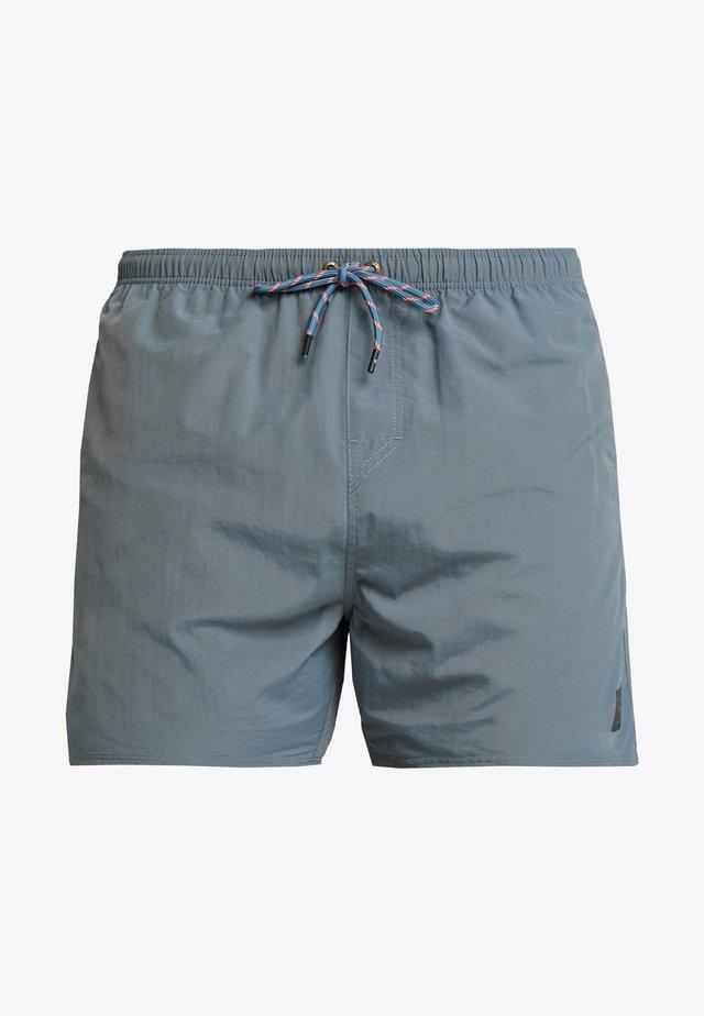 HESTER MENS SHORTS - Plavky - greyish blue