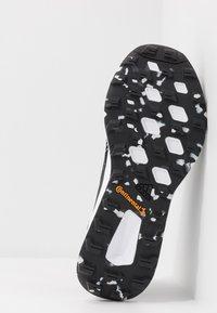 adidas Performance - TERREX TWO PARLEY - Trail running shoes - core black/grey three/true orange - 4