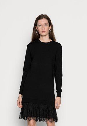 KANDYLA - Jumper dress - black