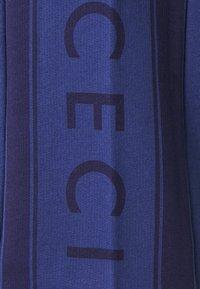 CECILIE copenhagen - RAMONE - Tracksuit bottoms - twilight blue - 5