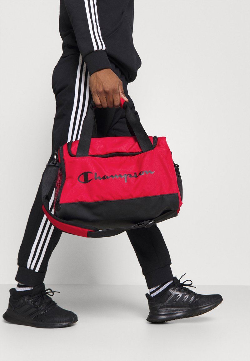 Champion - LEGACY XS DUFFEL - Sports bag - pink
