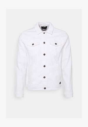 GLENALVON - Denim jacket - offwhite