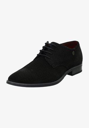 LAIR - Smart lace-ups - schwarz