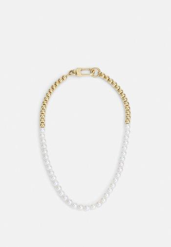 AKOYA UNISEX - Necklace - gold-coloured