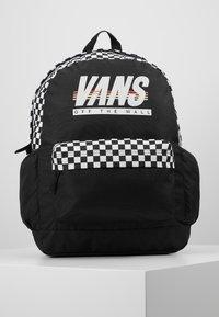 Vans - SPORTY REALM PLUS BACKPACK - Reppu - black - 0