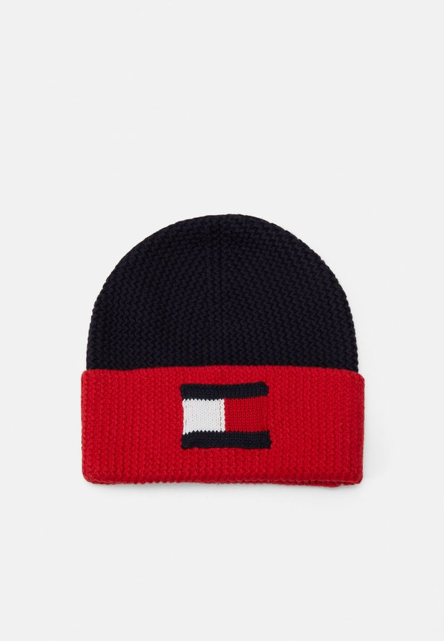 BIG FLAG BEANIE - Čepice - corporate