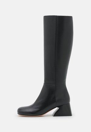 VIRGUS BOOT - Boots - black