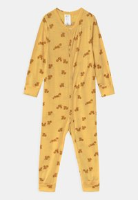Lindex - ONESIES BABY SQUIRREL UNISEX - Pyjamas - dusty yellow - 2