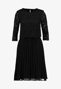 Esprit Collection Petite - CHRISTINA - Juhlamekko - black - 5