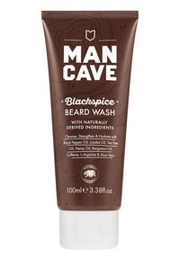 Man Cave - BLACKSPICE BEARD WASH - Beard shampoo - - - 0