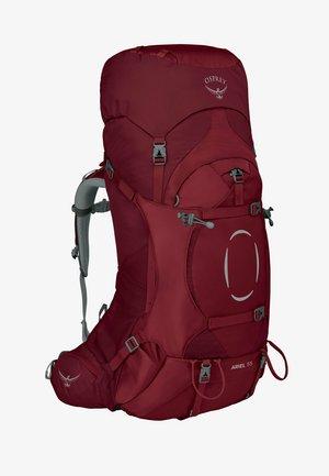 ARIEL - Rucksack - claret red