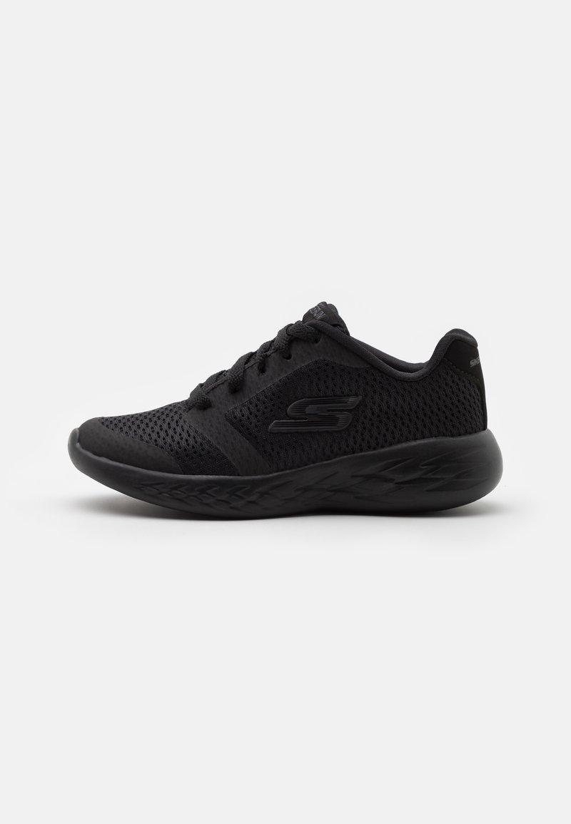 Skechers Performance - GO RUN 600 ZEETON UNISEX - Neutral running shoes - black
