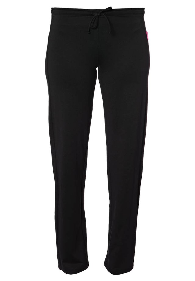 JAZZY SHORT - Trousers - BLACK