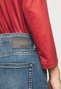 DRYKORN - PULL - Jeans Skinny - blau - 4