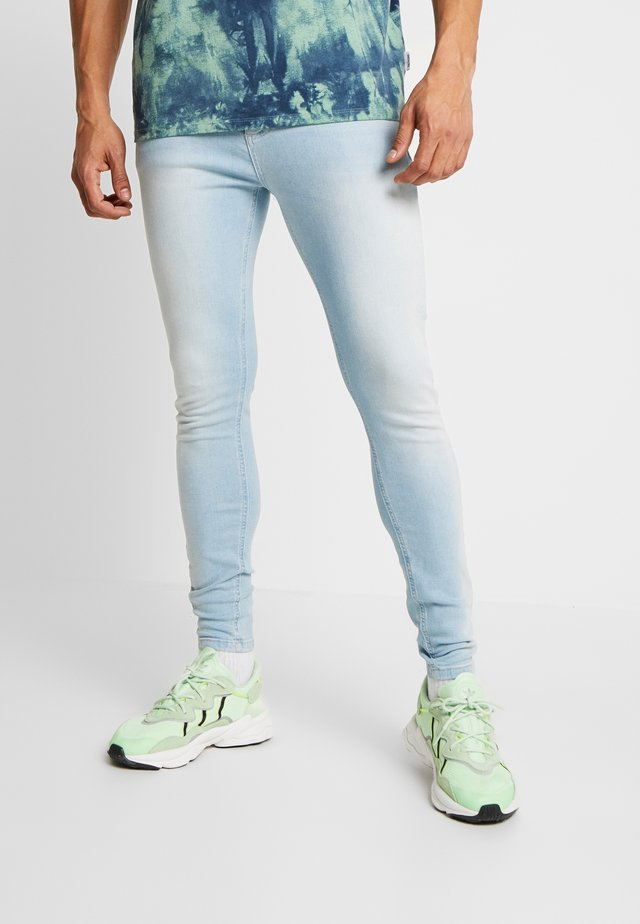 ESSENTIAL - Jeans Skinny Fit - stone wash