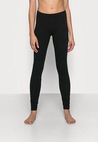 Anna Field - 2PP JERSEY LEGGING - Leggings - Stockings - black - 0