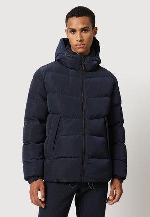 A-MESSNER - Winter jacket - blu marine