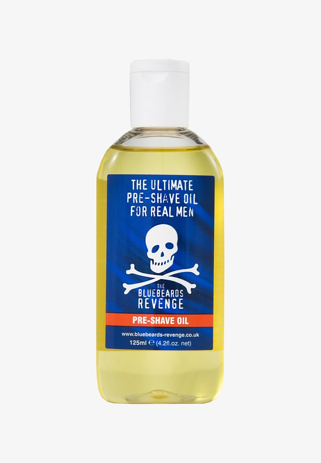 PRE-SHAVE OIL 125ML - Shaving - -