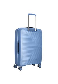 march luggage - 3 PIECES - Luggage set - blue grey - 4