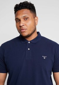 GANT - PLUS THE SUMMER RUGGER - Poloshirt - marine - 3
