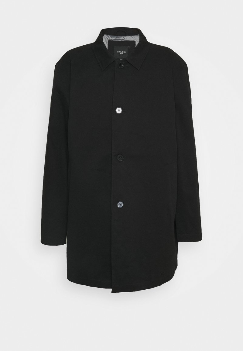 Jack & Jones - JJCAPE - Trenchcoat - black