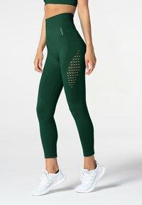 carpatree - Legging - dark green - 2