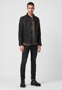 AllSaints - Leather jacket - black - 1