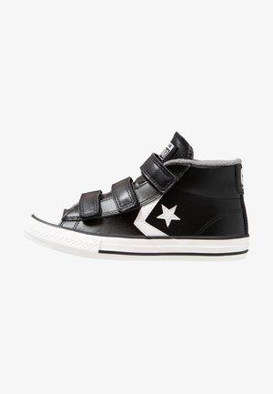 STAR PLAYER - Vysoké tenisky - black/mason/vintage white