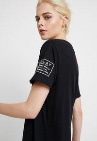 Replay - DRESS - Vestito lungo - black - 4