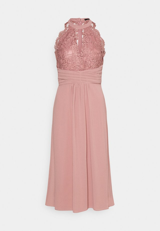 NATALIA MIDI DRESS - Cocktailkleid/festliches Kleid - new mauve