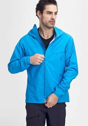 MASAO - Waterproof jacket - gentian