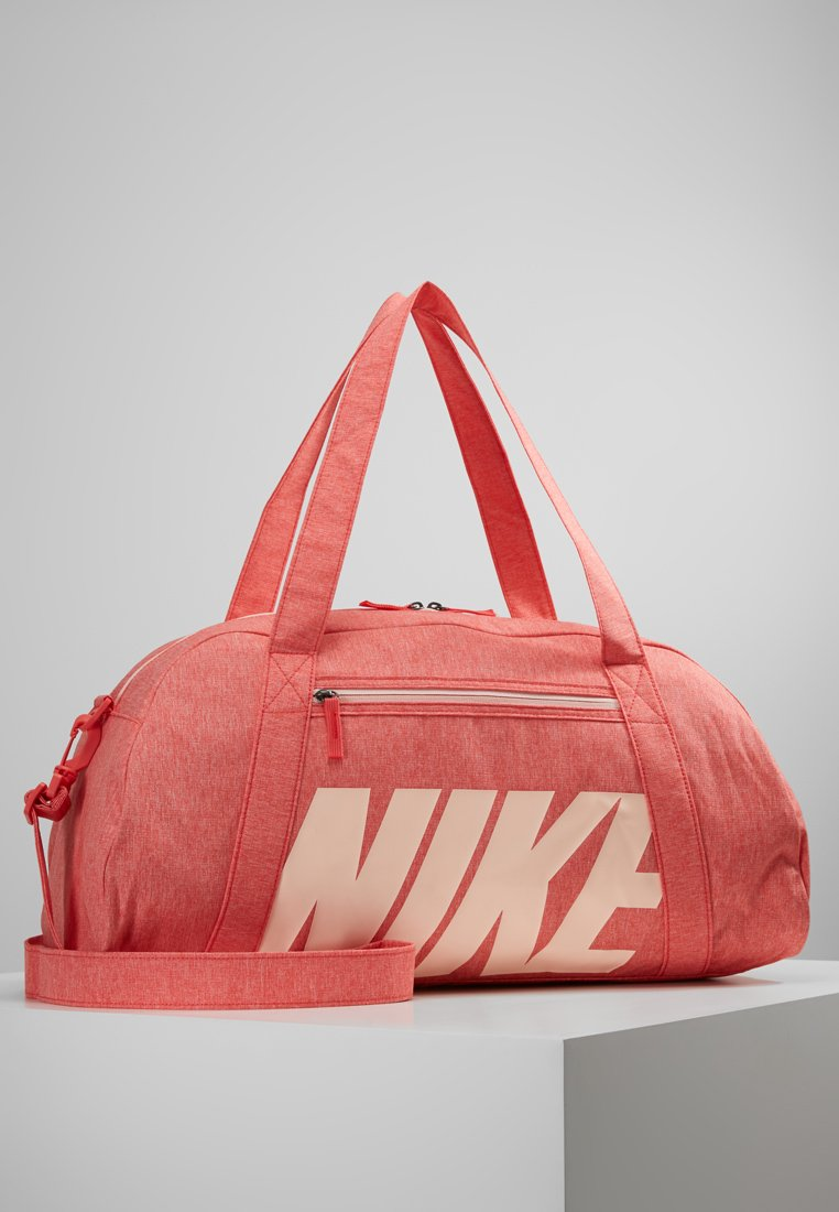 Nike Performance - GYM CLUB - Sac de sport - ember glow/ember glow/washed coral