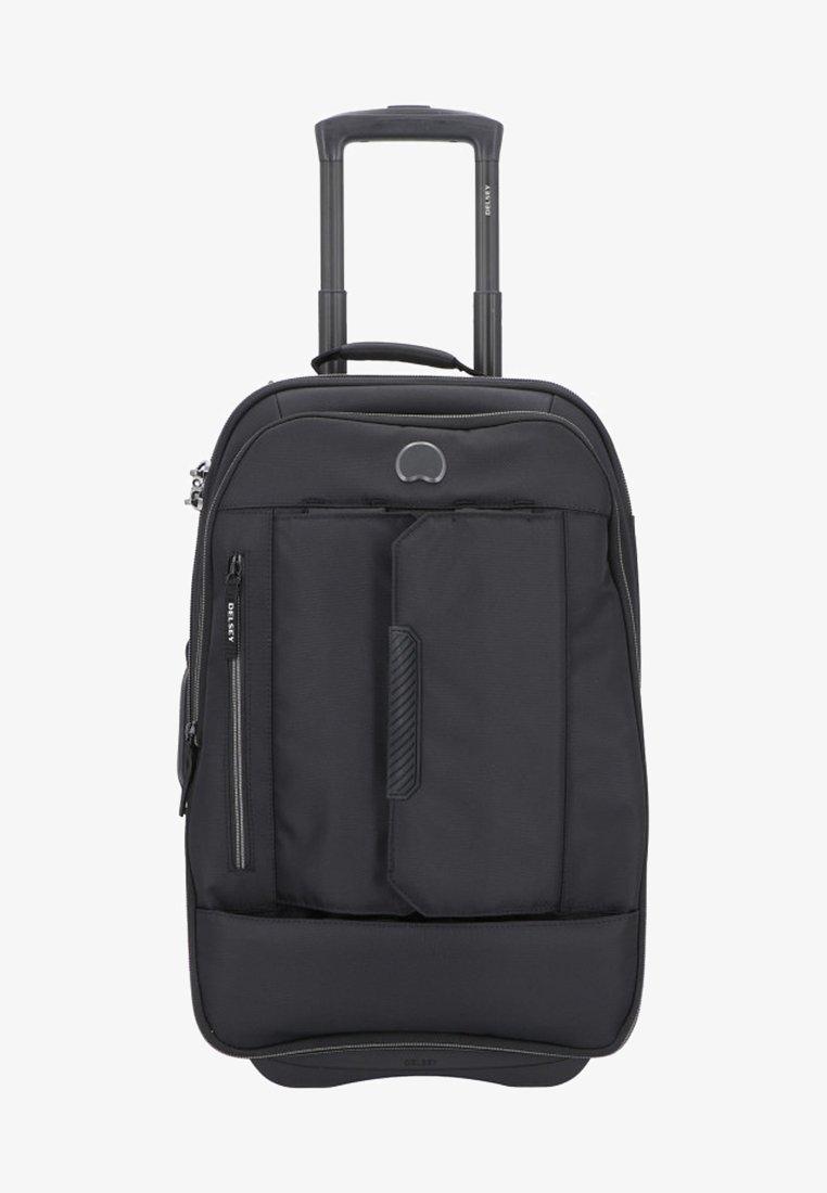 Delsey - TRAMONTANE - Wheeled suitcase - black