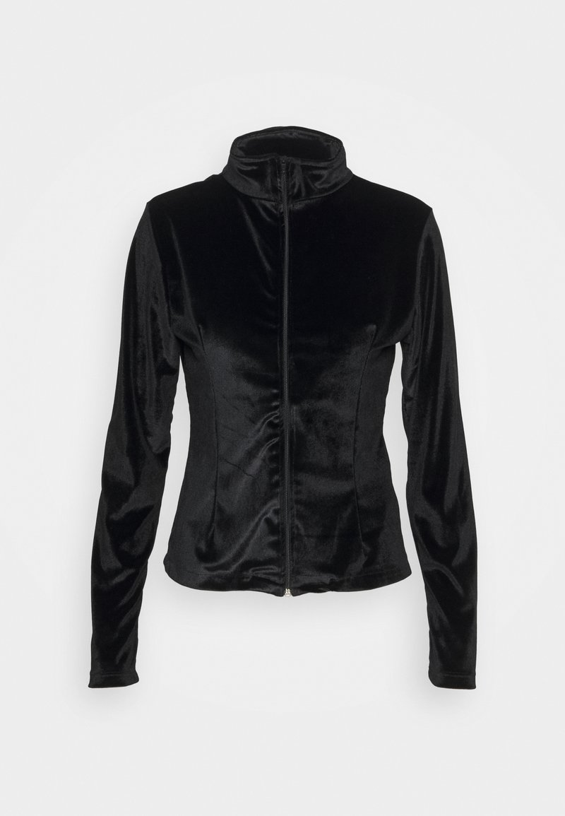 Trendyol - Training jacket - black