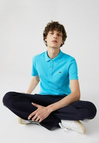 Lacoste - Polo - turquoise - 3