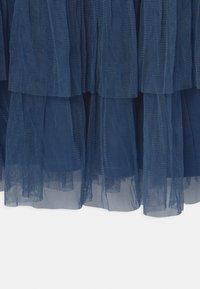 Anaya with love - BISHOP SLEEVE RUFFLE DETAIL - Cocktail dress / Party dress - indigo blue - 2
