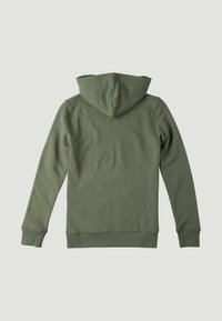 O'Neill - Hoodie - olive leaves - 1