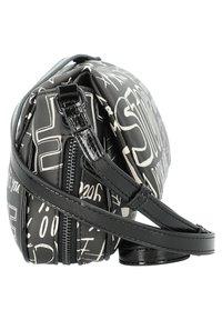 Desigual - LOVERTY - Across body bag - black - 2