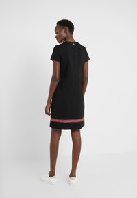 Escada Sport - ZALANDO X ESCADA SPORT DRESS - Jersey dress - black - 2
