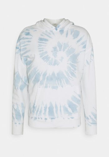 MATCHBACK - Sweatshirt - blue spiral